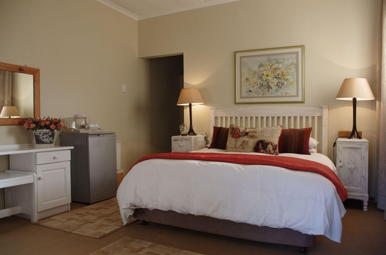 Comfort Double Room, Fynbos Guest House
