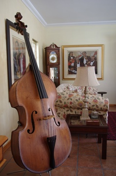 Double Bass Built in 1904